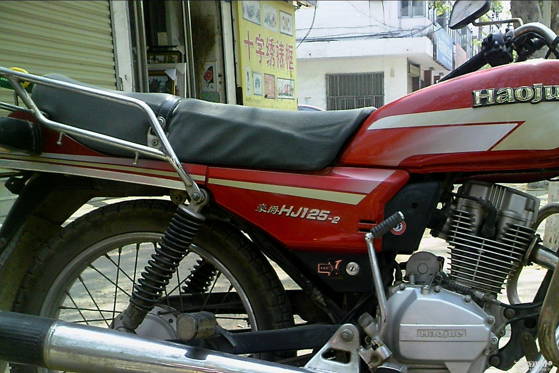 摩托车豪爵125