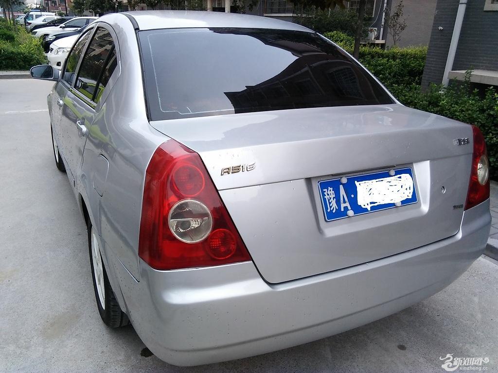 2010年10月份奇瑞轿车,带空调,方向盘助力,双安全气囊,四门电动升窗
