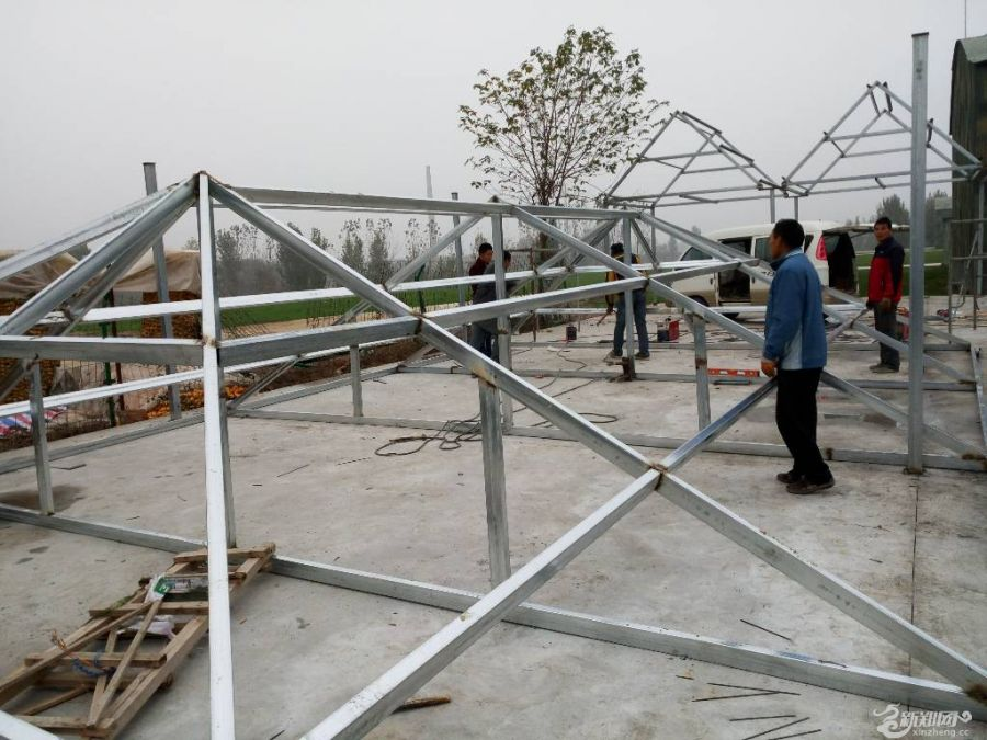 彩钢钢结构_新郑装修公司_新郑工程队_新郑施工单位